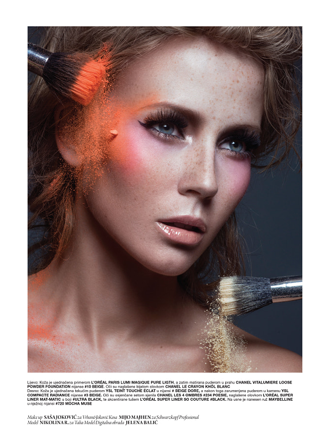 Storybook autumn 2014 / beauty editorial