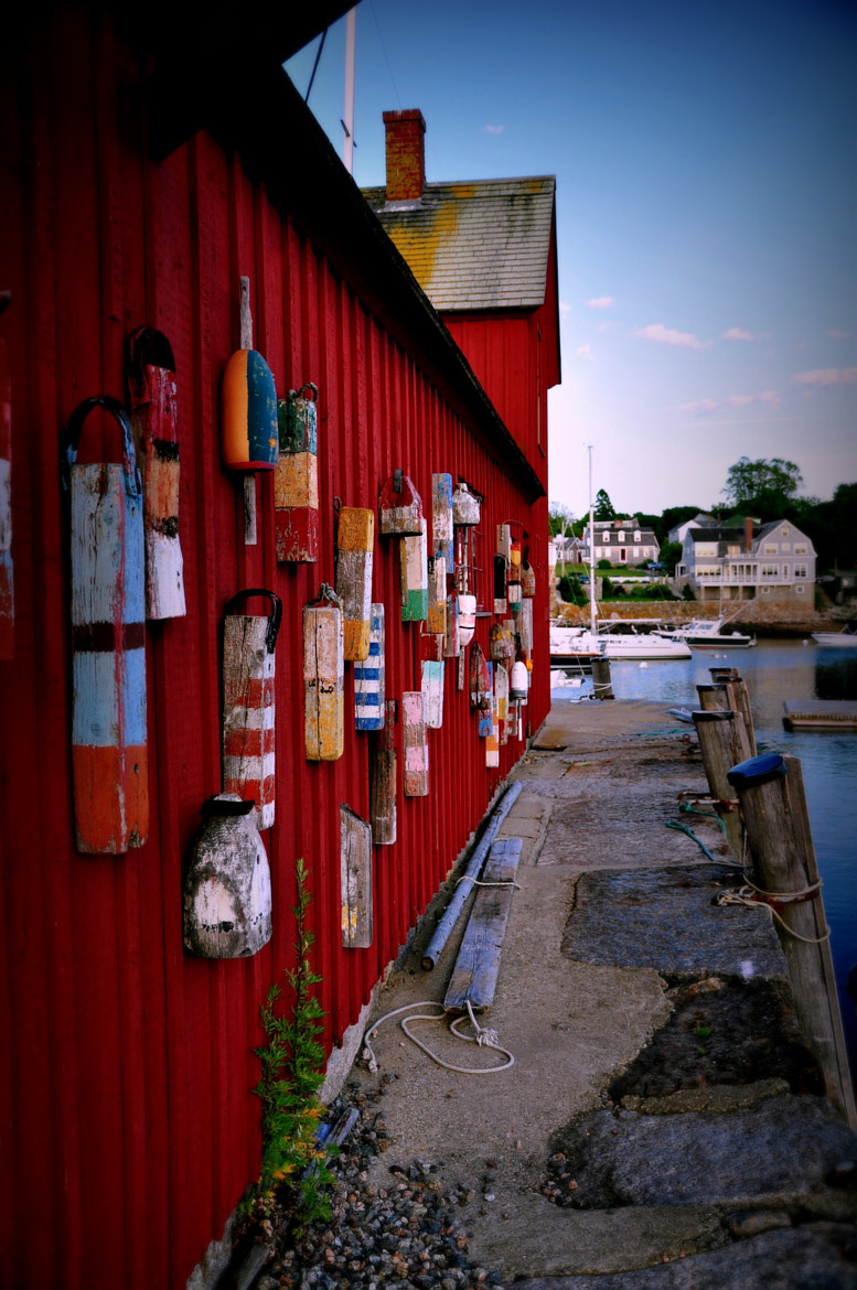 Photograph Rockport by Candice Staver Harris  on 500px