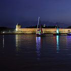 Постер, плакат: Opening of Russian Hanseatic days in Novgorod The Great