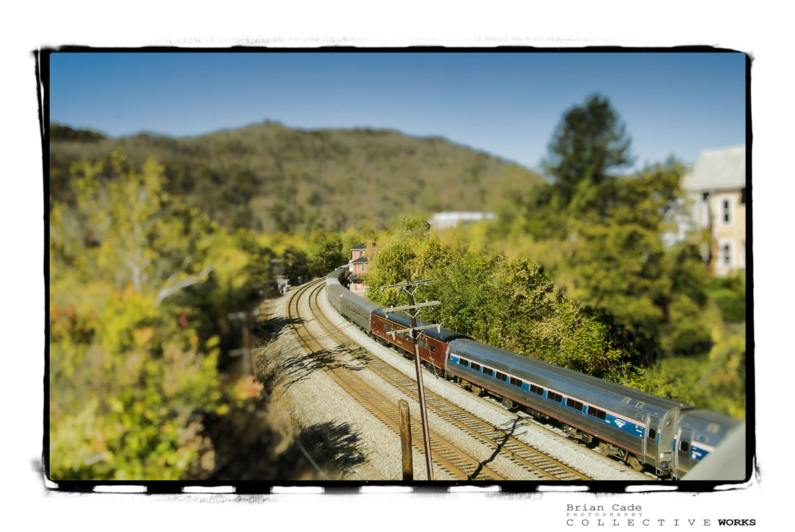 Photograph Hinton Train Station / Hinton, WV by Brian Cade Photography: Collective Works on 500px