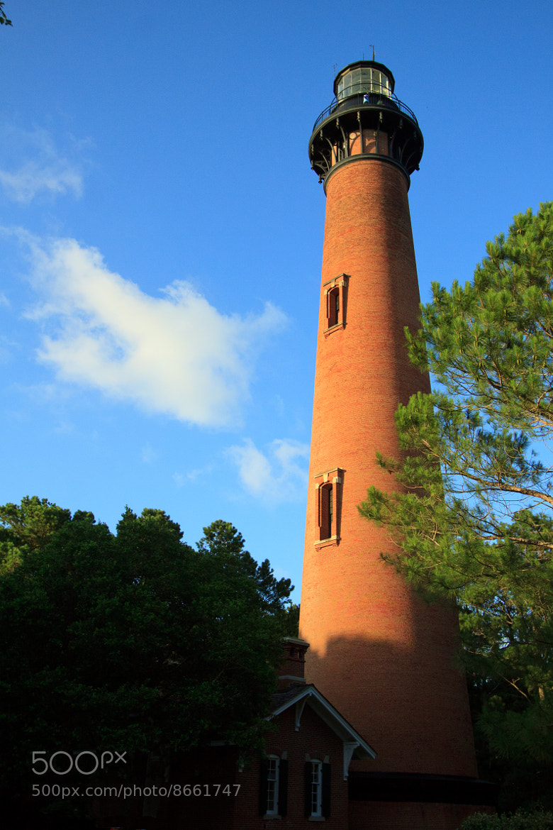 Photograph Currituck Lighthouse by Bob Fisher on 500px