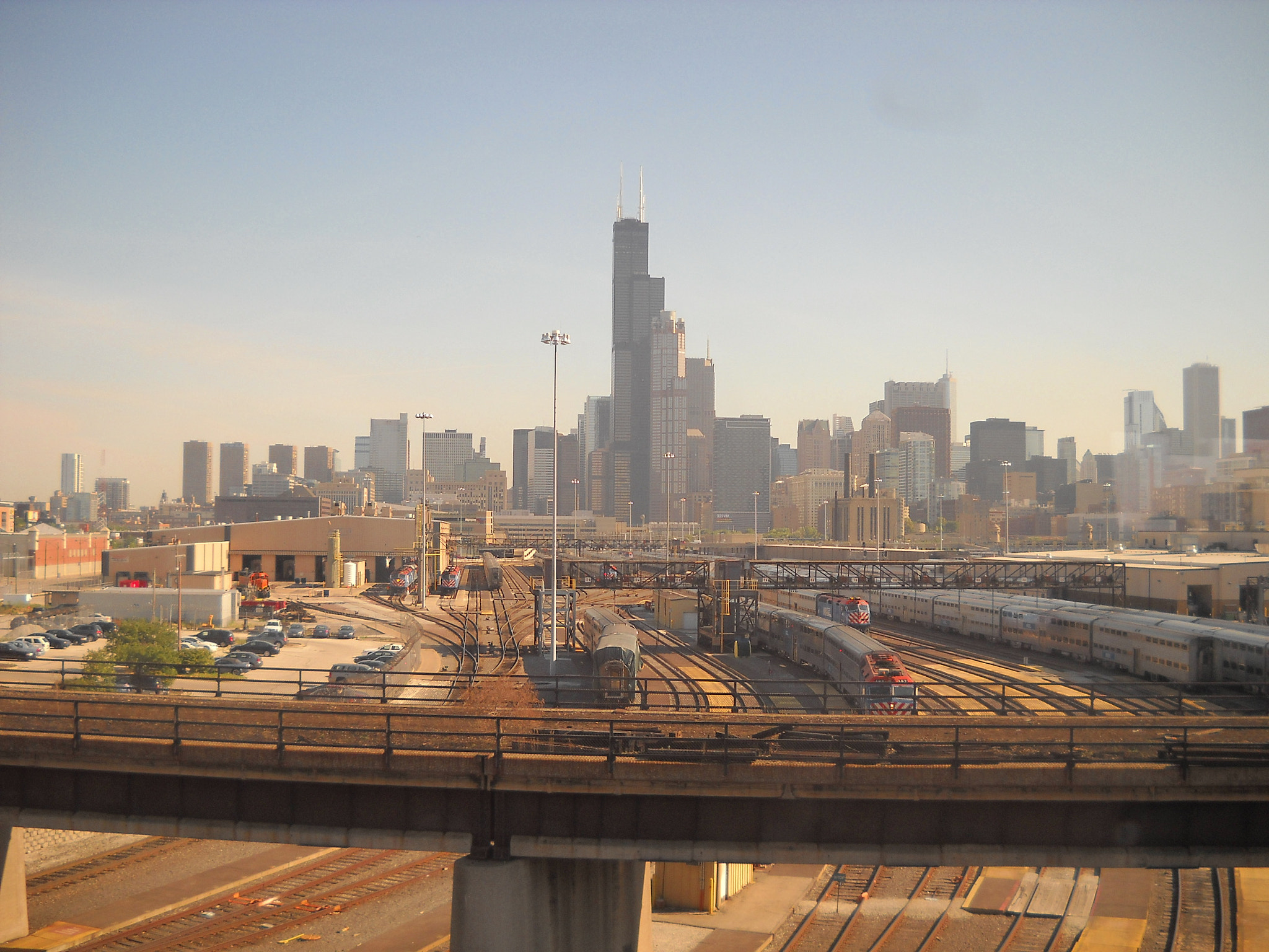Photograph Chicago Railyard by Wesley  Southerly on 500px