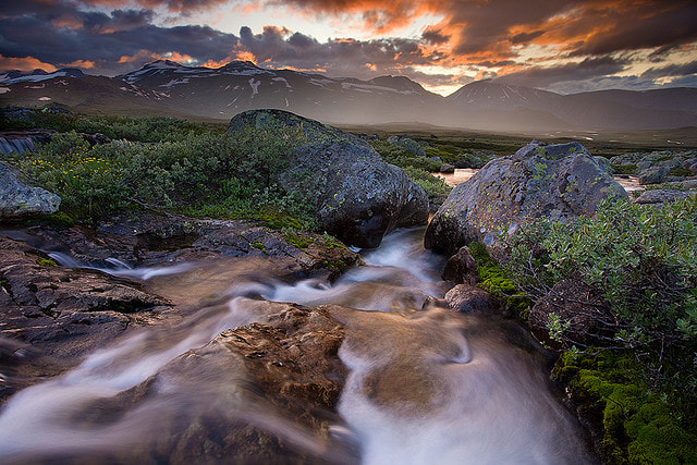 Photograph Summer in Jotunheimen by Anders Naesset on 500px