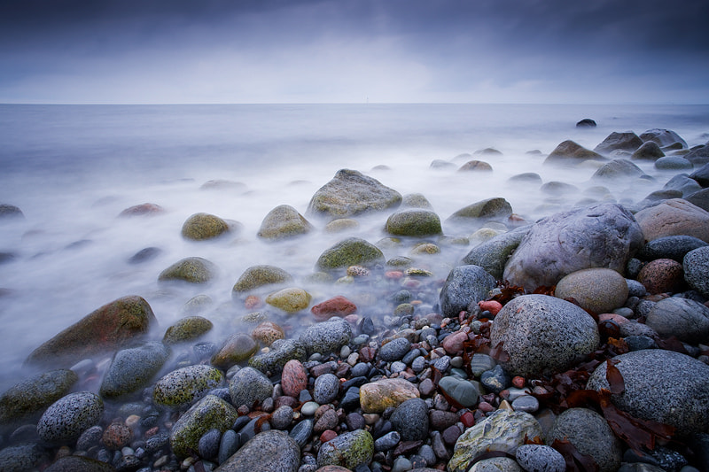 Photograph Sea, Rocks and Sky by Anders Naesset on 500px