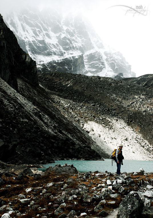 Photograph Entering Gokyo! by Mohan Duwal on 500px