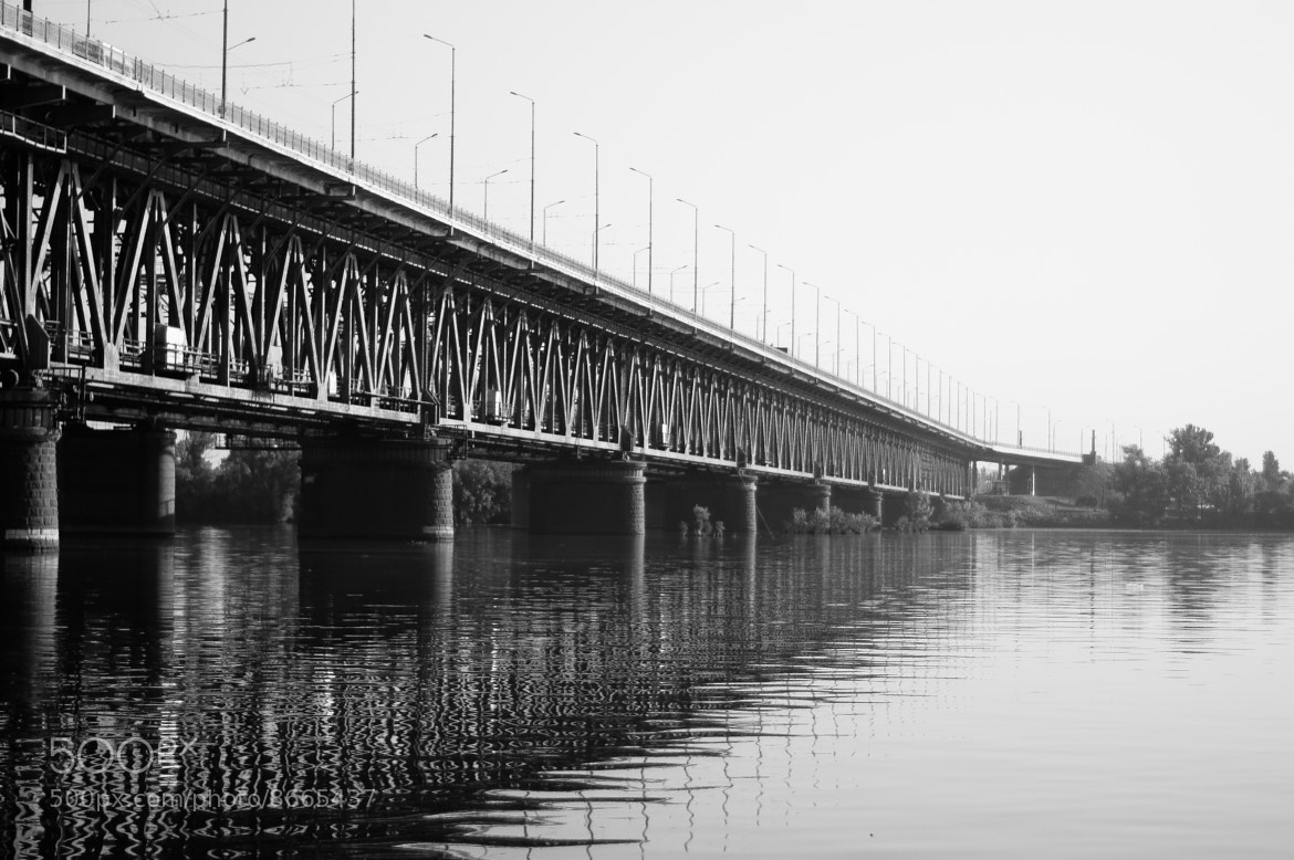 Photograph Central bridge by Konstantin Mayurnikov on 500px