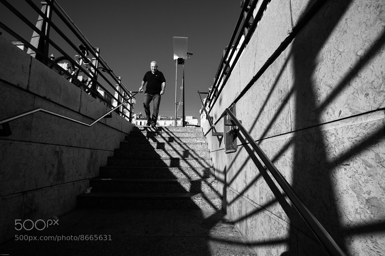Photograph L'escalier by Yves Vernin on 500px