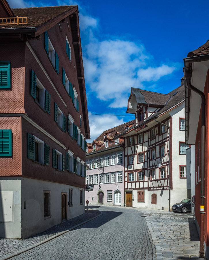 Old streets of Feldkirch