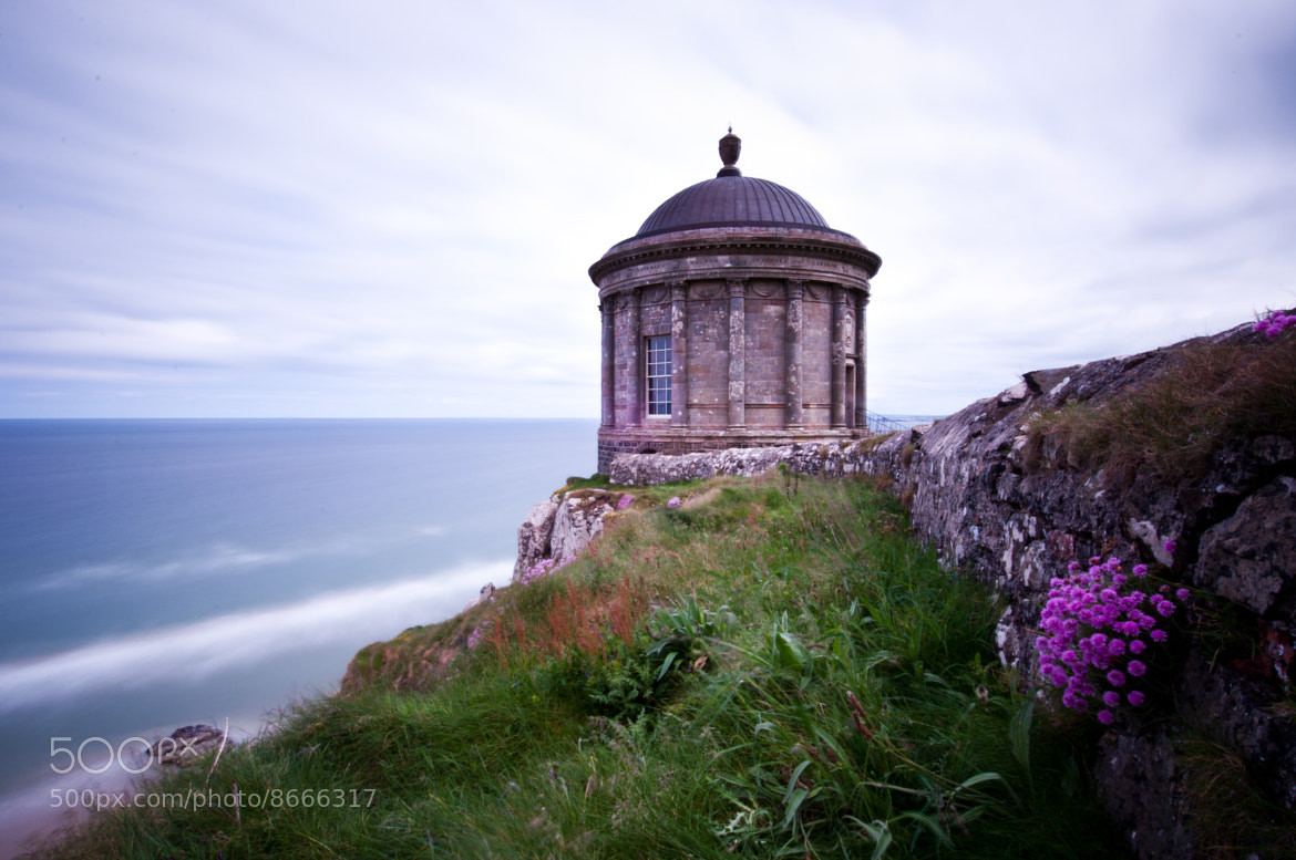 Photograph Mussenden Temple, NI by Neil Bryars on 500px