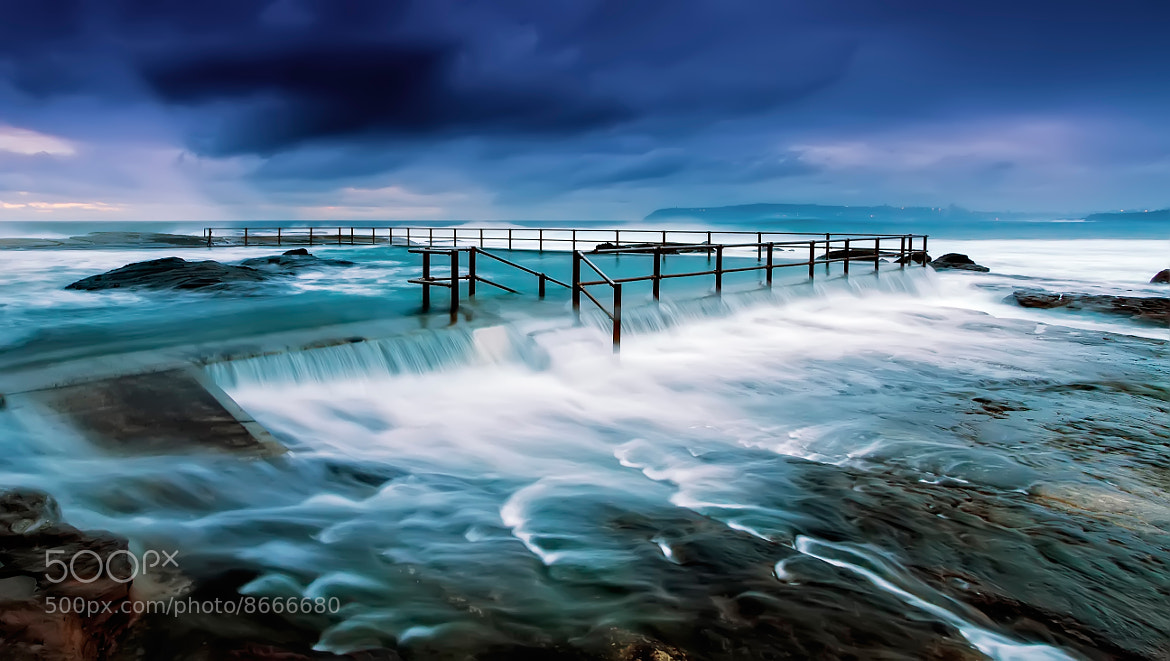 Photograph Tempest at the Baths by Mark Lucey on 500px