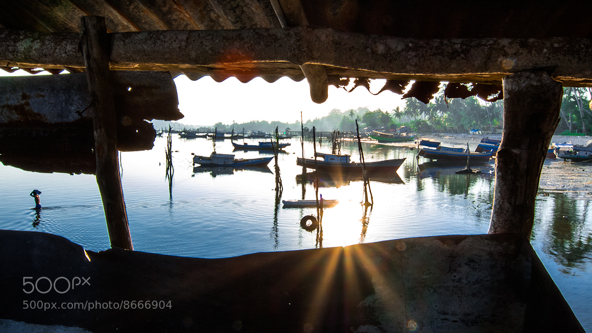 Photograph In The Morning At Tanjung Binga  by Rose Kampoong on 500px