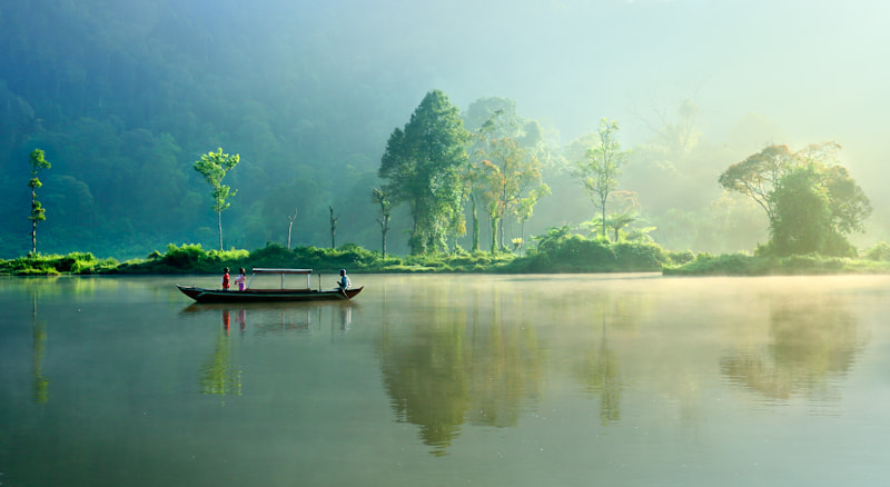Photograph Morning Paint by JD Ardiansyah on 500px