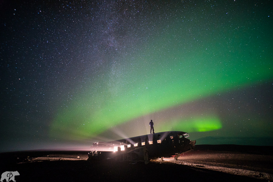 Weird Iceland Nights by Chris Burkard on 500px