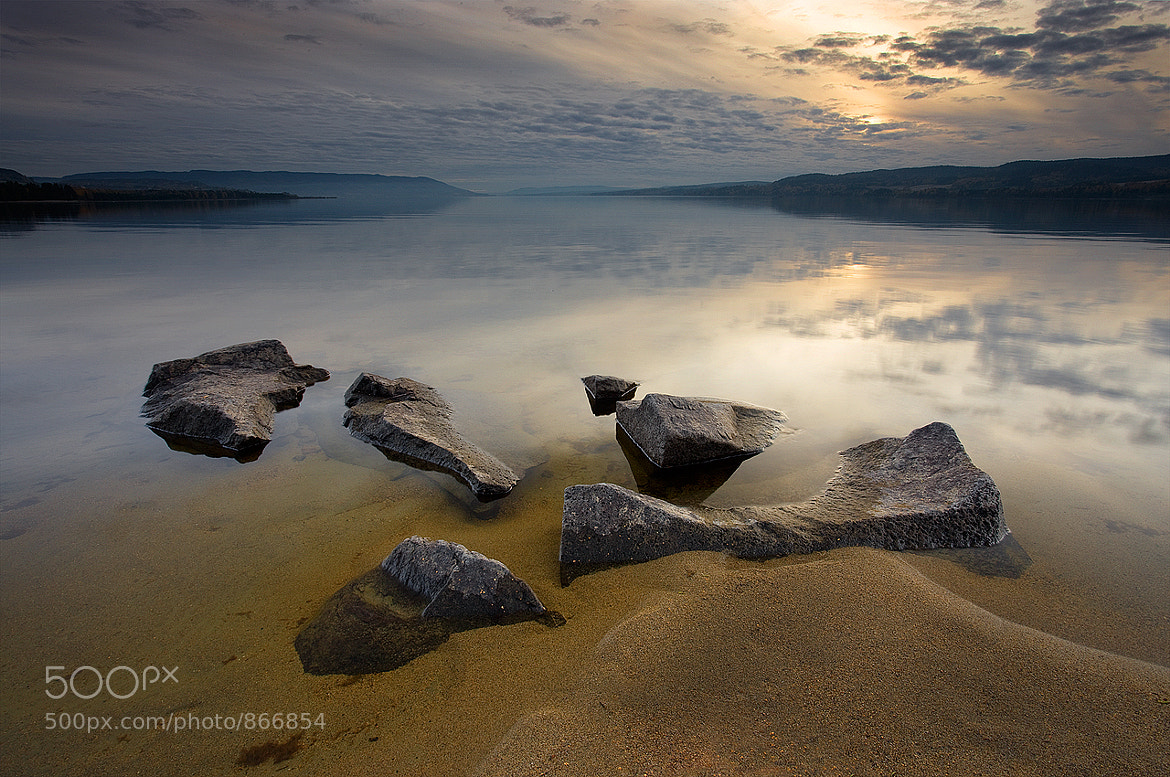 Photograph The Rocks by Anders Naesset on 500px