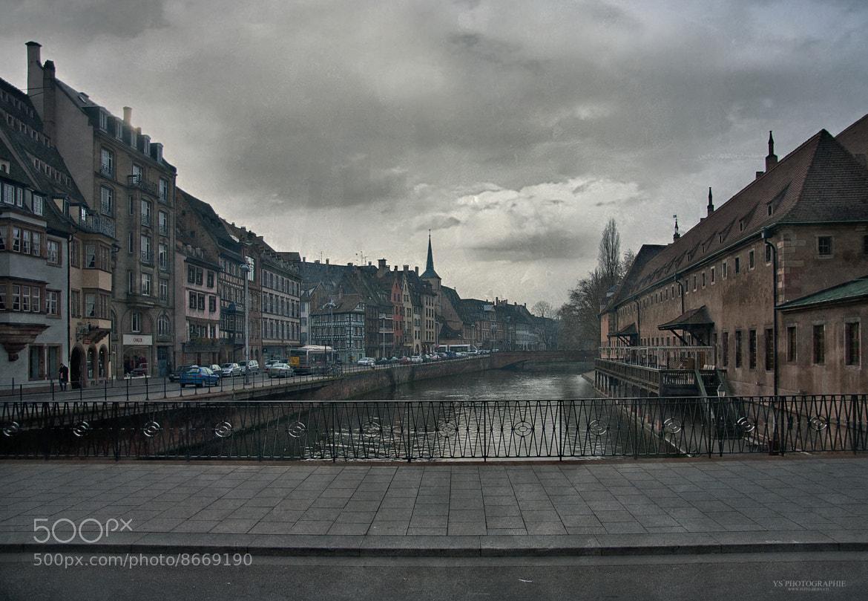 Photograph STRASBOURG (FR) by Yves Schüpbach on 500px