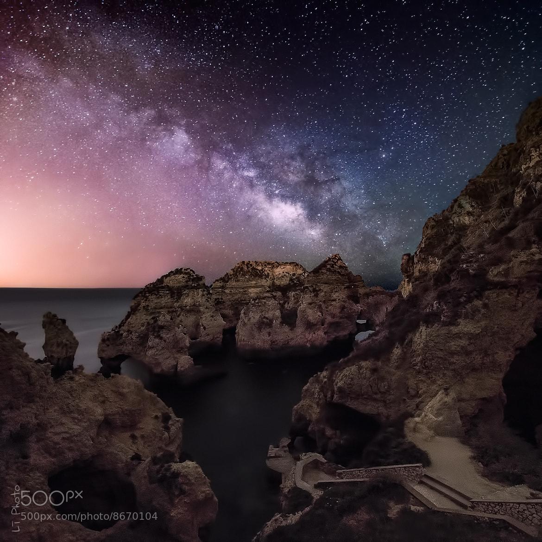 Photograph Ponta da Piedade by Javier de la Torre on 500px