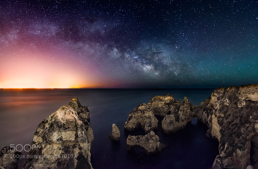 Photograph Ponta da Piedade II by Javier de la Torre on 500px