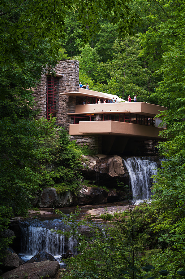 Photograph Falling water by David Witte on 500px