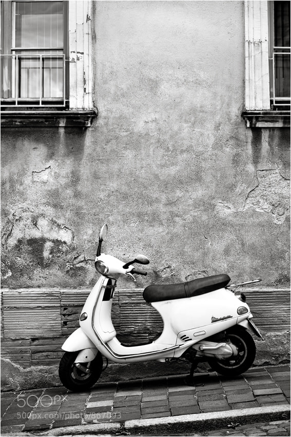 Photograph Vespa by Bjoern  G on 500px