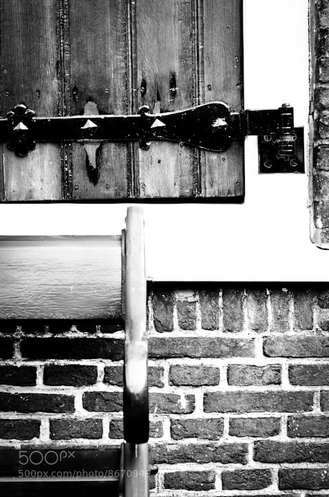 Photograph Wood, bricks & iron by Wouter Eijgelsheim on 500px