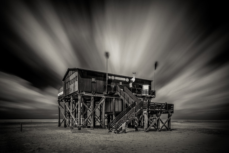 Photograph St. Peter-Ording VI by Stefanie Loges on 500px