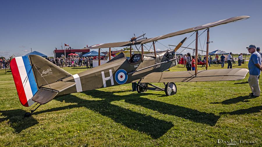 Austin RAF SE5a Replica