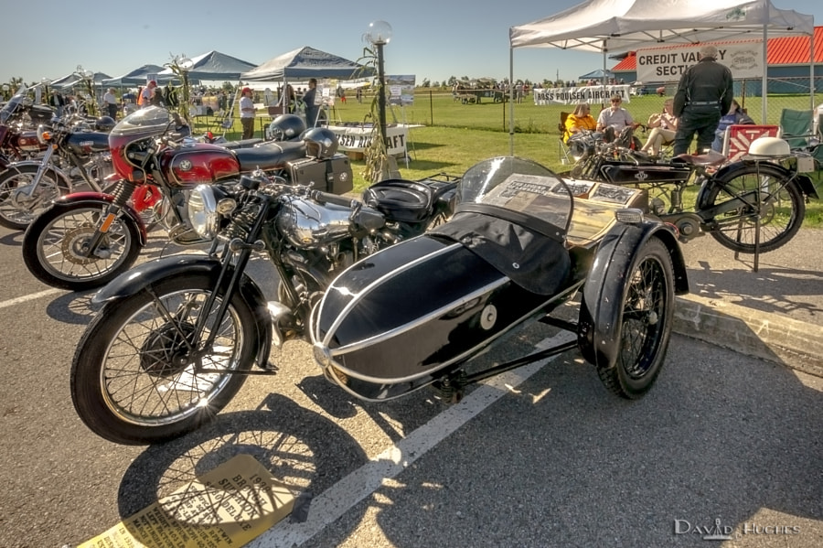 1939 Brough Superior SS80 Deluxe