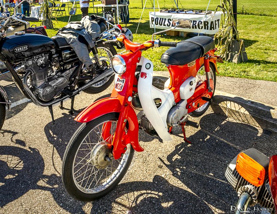 1965 Honda Super Cub C65S