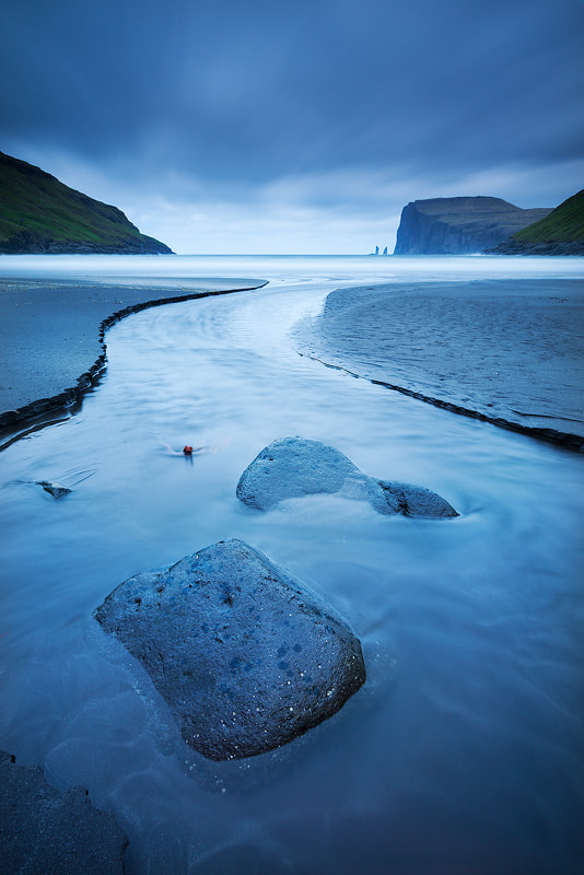 Photograph The Witches Stones by Adam Burton on 500px