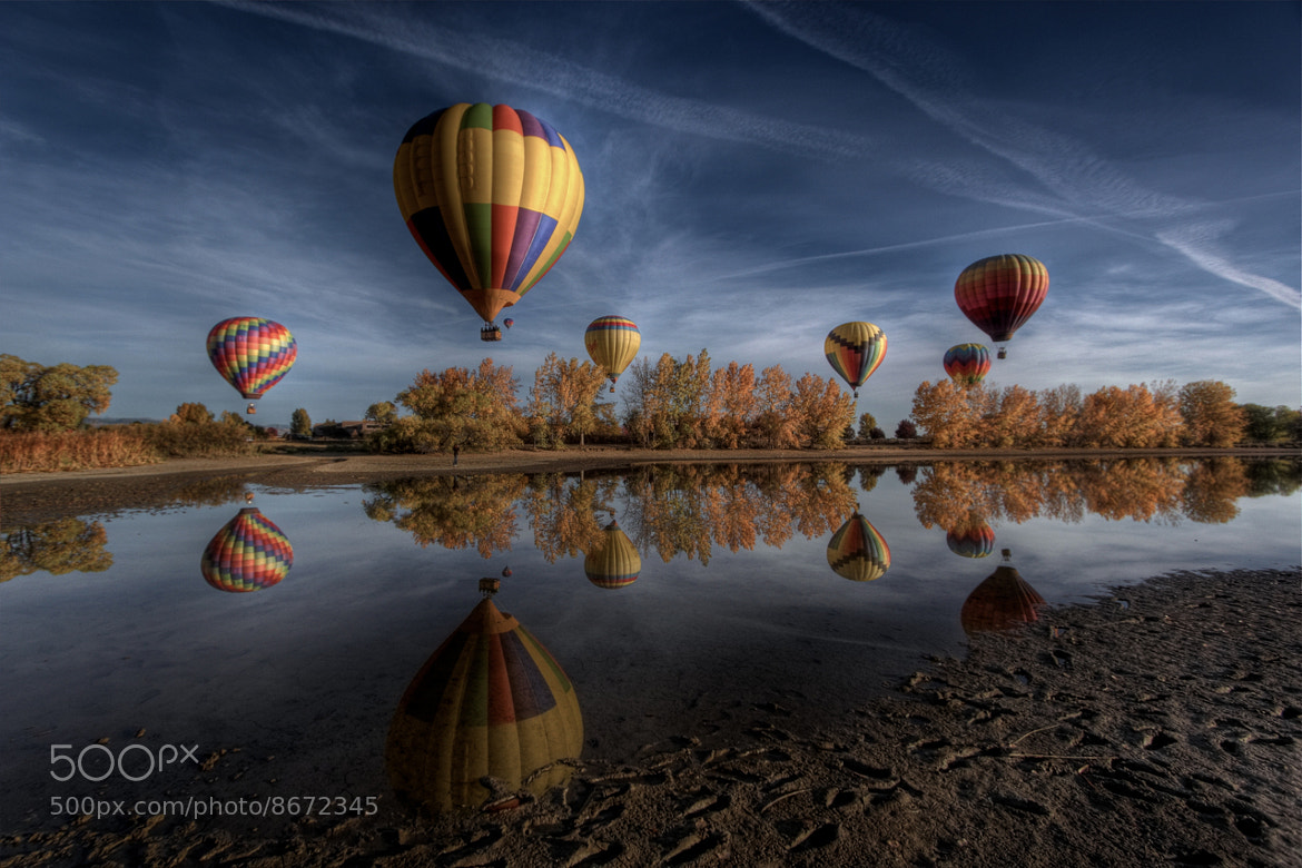 Photograph 2010 Hot Air Balloon 396 by Greg Thow on 500px