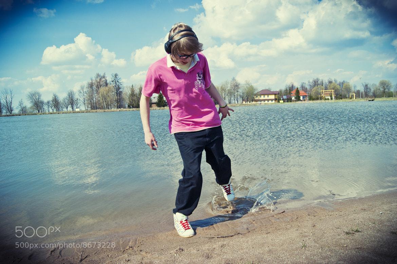 Photograph C-Walkin` in water by Mateusz Bielski on 500px