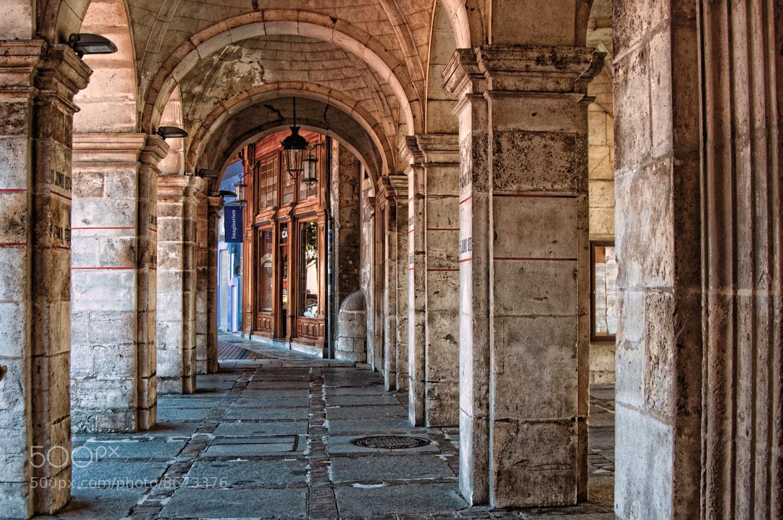 Photograph Plaza Mayor, Burgos by Emilio Cabida on 500px