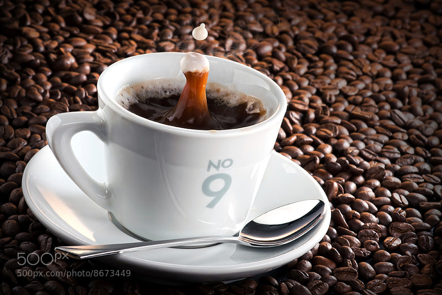 Photograph Milk into the Coffee by Markus Reugels on 500px