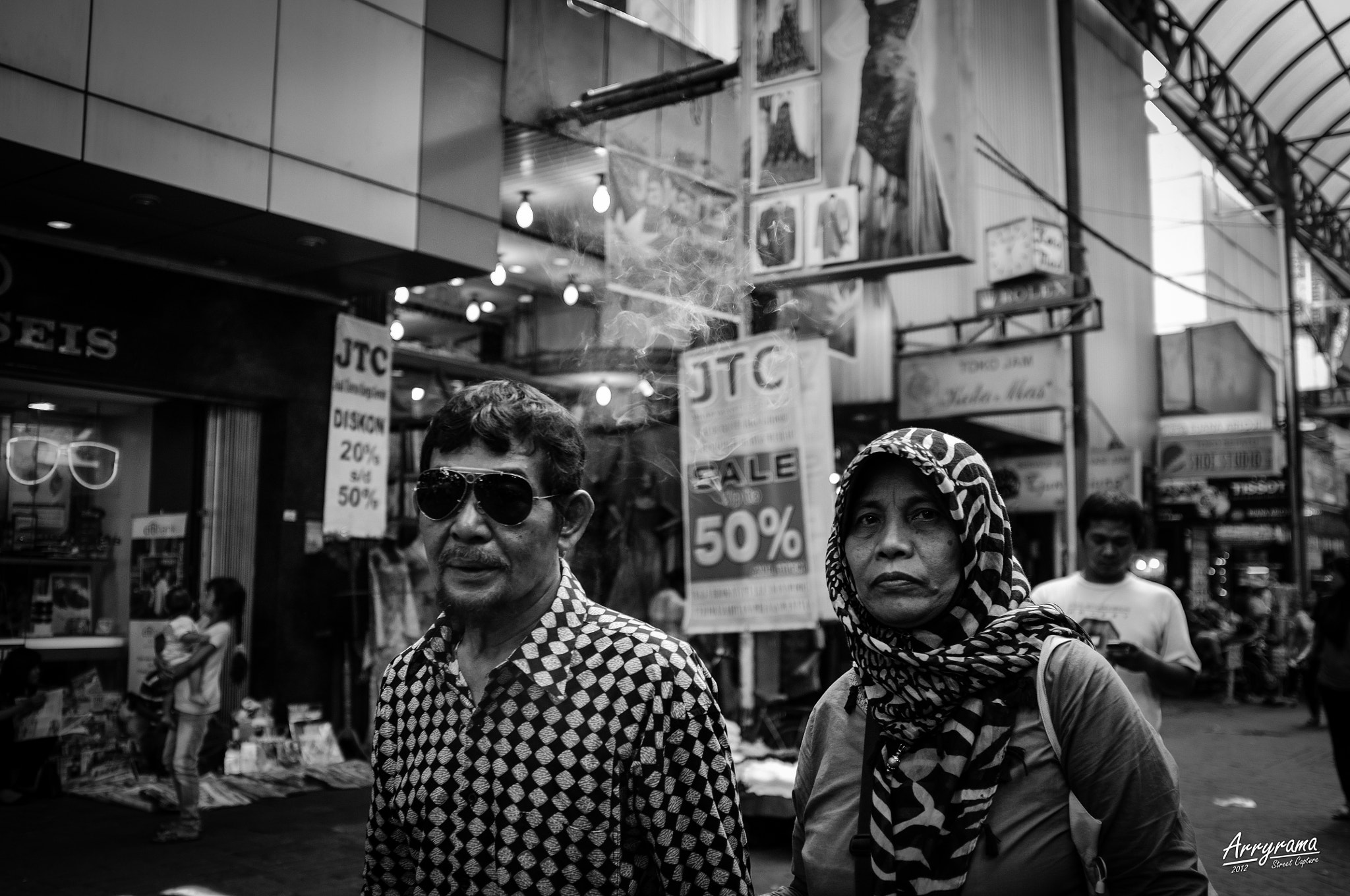 Photograph Stylish Couple by Arry Ramadhan on 500px
