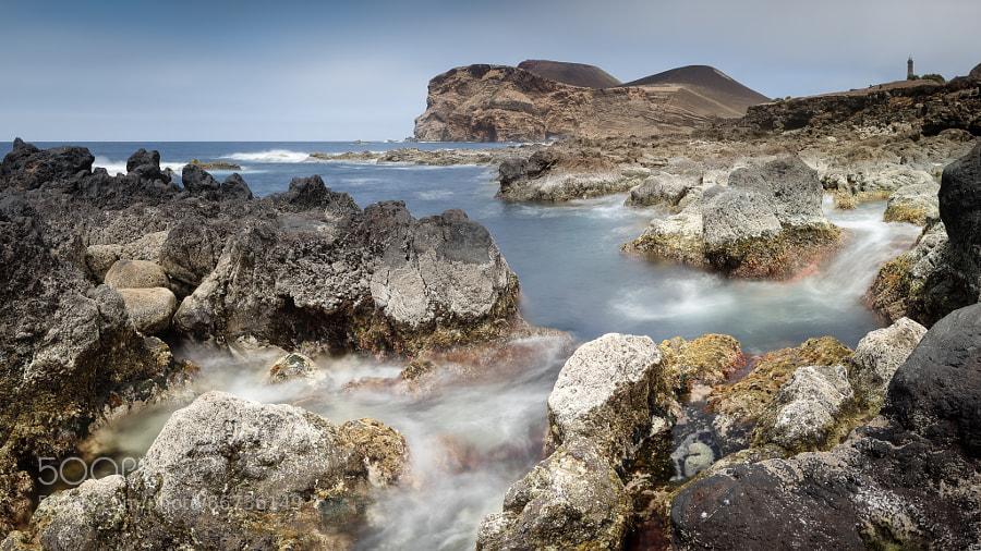 Vulcanic shore