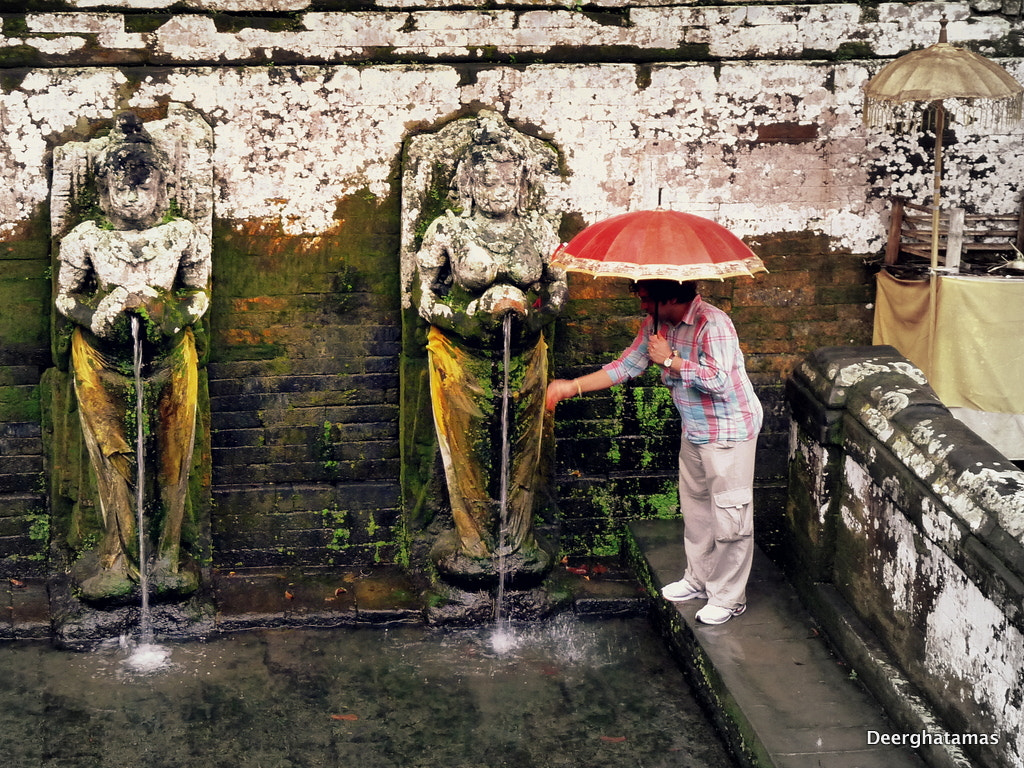Photograph Pilgrimage in Bali by Tamaswati Ghosh on 500px