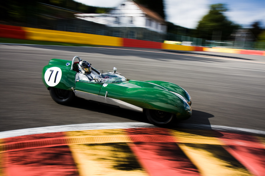 Photograph Lotus 15 by Jurrie  Vanhalle on 500px
