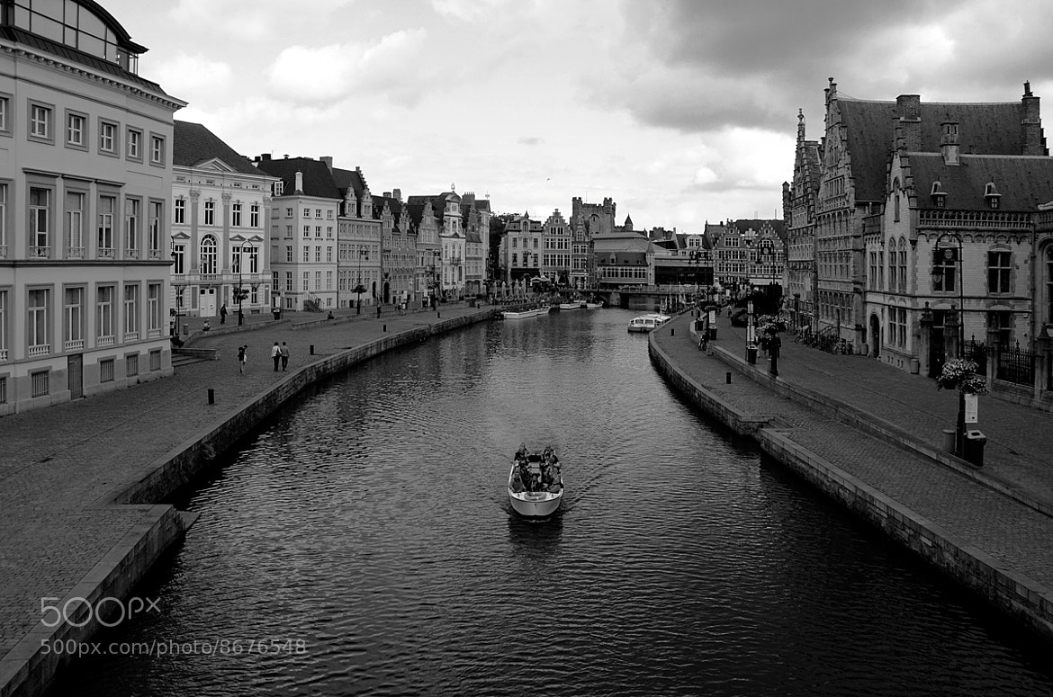 Photograph Ghent by Wim Peeters on 500px