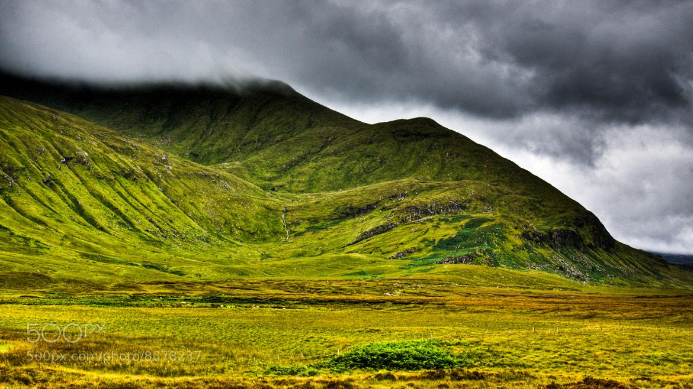Photograph Mountain I by Jari Knuutila on 500px