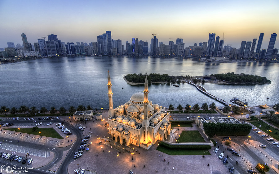 Photograph Sharjah - Buhaira by Mostafa Ajjawi on 500px
