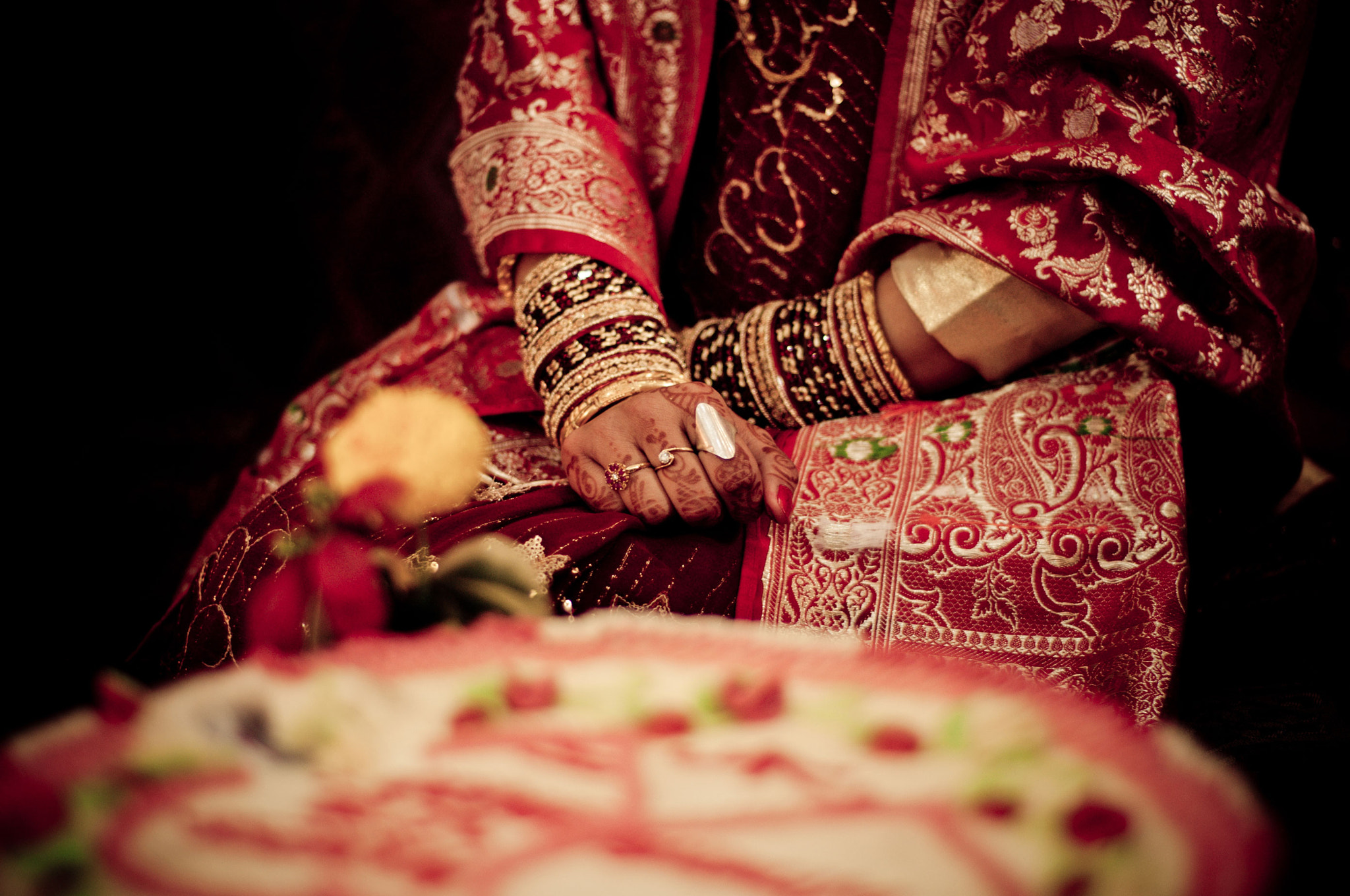 Photograph The Bride by Suraj Shakya on 500px