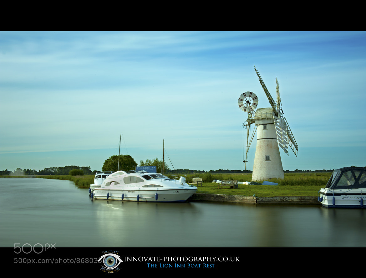 Photograph THE LION INN BOAT REST. by Paul Wright on 500px