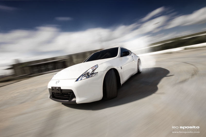 Photograph Nissan 370z by Leo Sposito on 500px