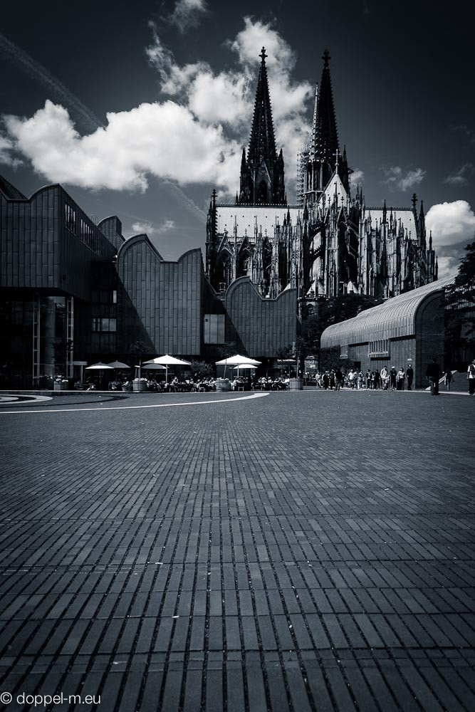 Photograph Cologne Cathedral by Manuela Mo on 500px