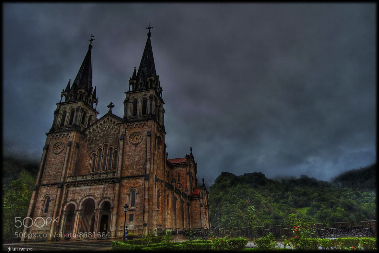 Photograph Covadonga by JUAN  ROMERO on 500px
