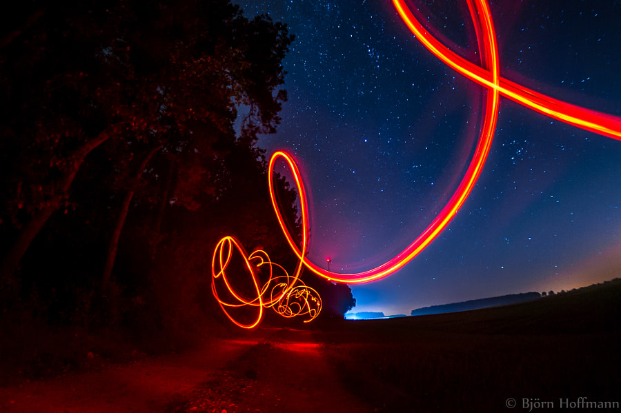 Firefly by Björn Hoffmann on 500px.com