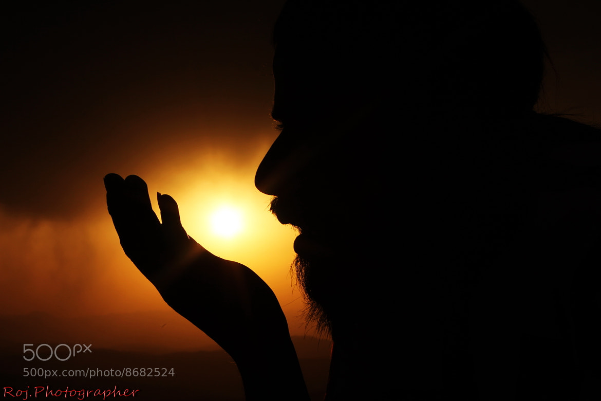 Photograph The sun, life energy sector by Behzad saeidi on 500px