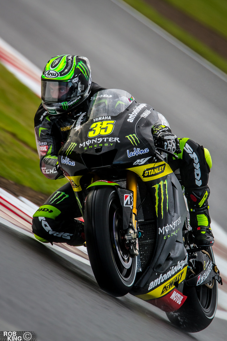 Photograph Cal Crutchlow by Robert King on 500px