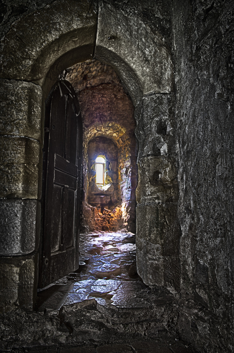 Photograph Doorway to ? by Richard Hunter on 500px