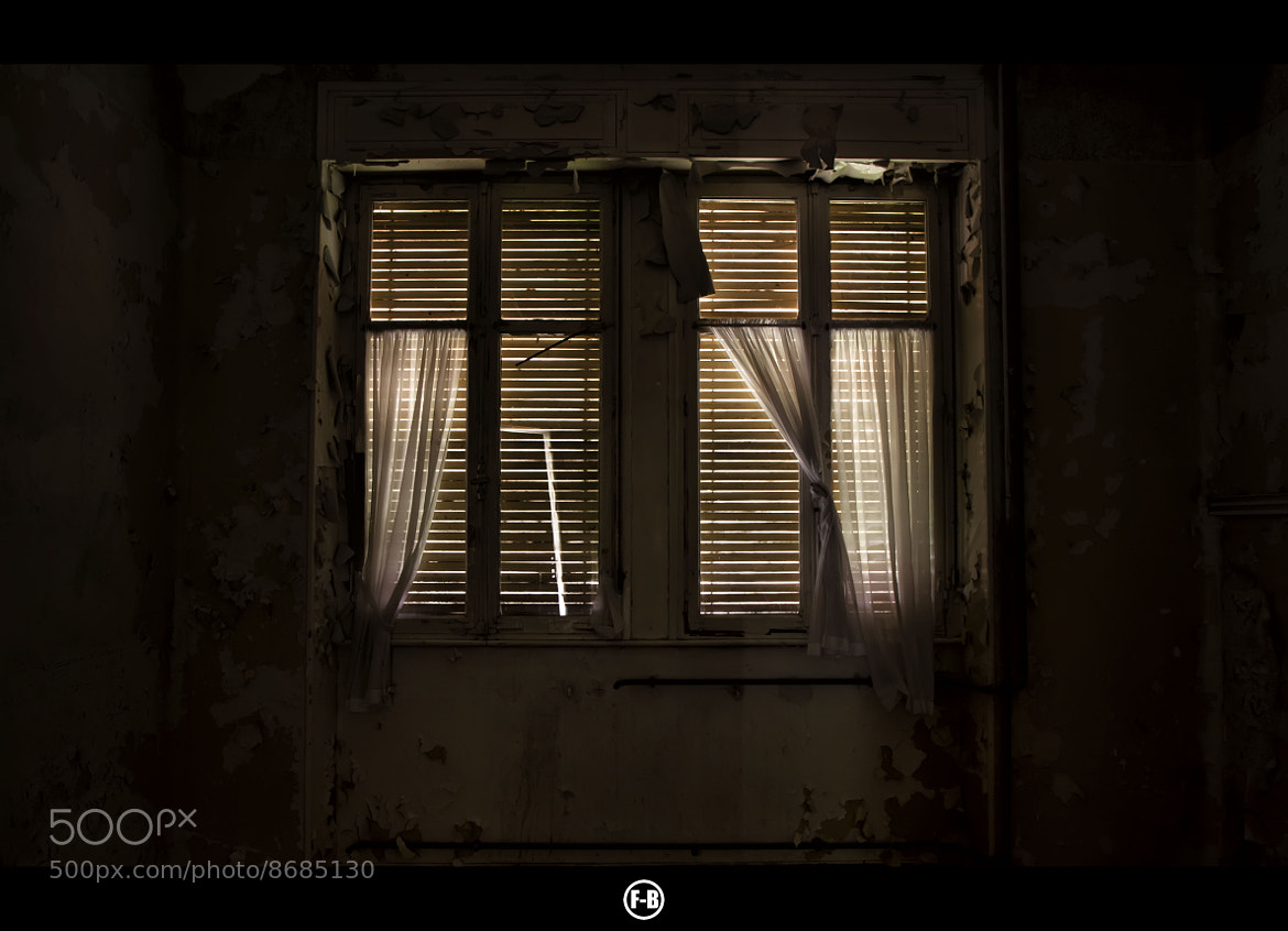 Photograph Ghost Windows by Flo Delabioteam on 500px